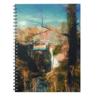 Bridge to Paradise Note Book