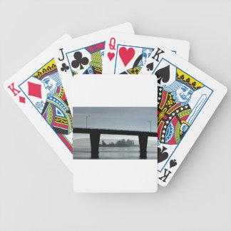 Bridge to St Joseph Island Bicycle Playing Cards