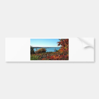 Bridge to St Joseph Island Bumper Sticker