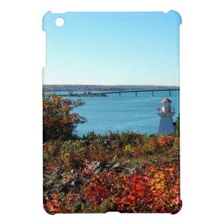Bridge to St Joseph Island iPad Mini Cases