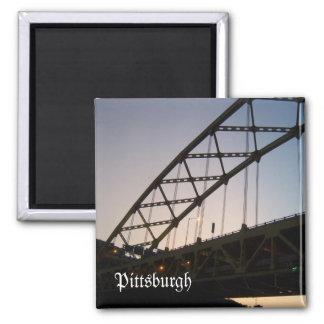 Bridge to Twilight Magnet