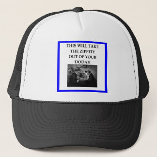 BRIDGE TRUCKER HAT
