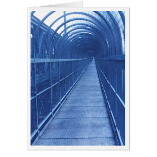 Bridge Walkway Card