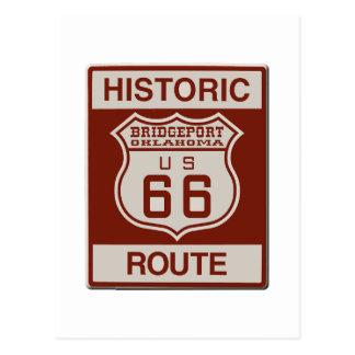 BRIDGEPORT66 POSTCARD