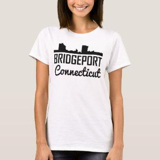 Bridgeport Connecticut Skyline T-Shirt