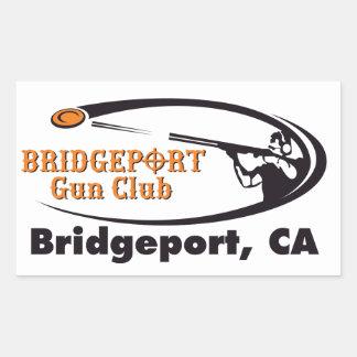 Bridgeport Gun Club Stickers