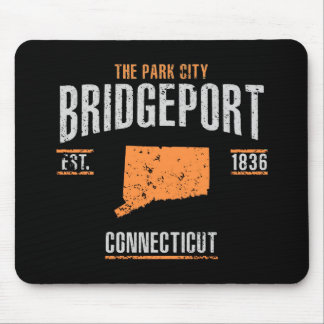 Bridgeport Mouse Pad