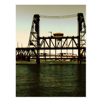 Bridges III Postcard