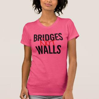 Bridges Not Walls - T-Shirt