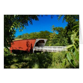 Bridges of Madison County Card