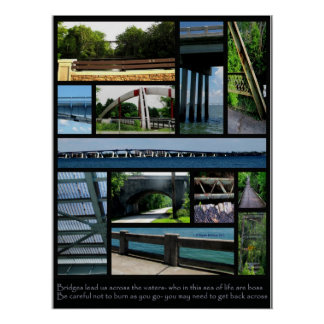 Bridges Poster Art
