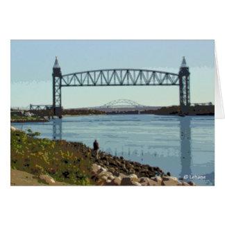Bridges--thank you card