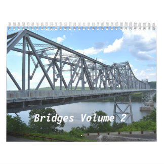 Bridges Volume 2 Calendar