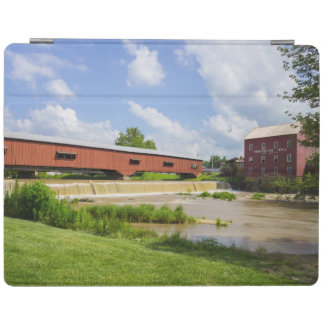 Bridgeton Bridge And Mill iPad Cover