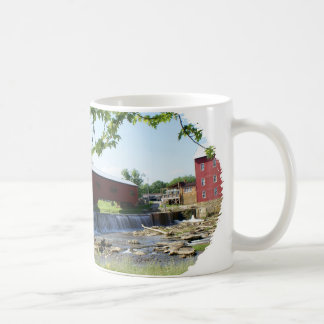 Bridgeton Covered  Bridge and Mill Coffee Mug