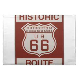 BRIDGETONMO66 PLACEMAT