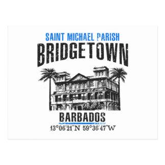 Bridgetown Postcard