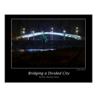 Bridging a Divided City Poster