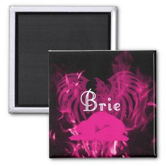 Brie Bennet Magnet