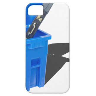 BriefcaseInRecyclingBin061315.png iPhone 5 Cases