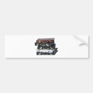 BriefcaseTallStack061315.png Bumper Sticker