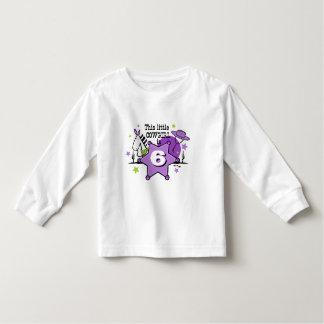 Brielle's Little Cowgirl Birthday T-shirt