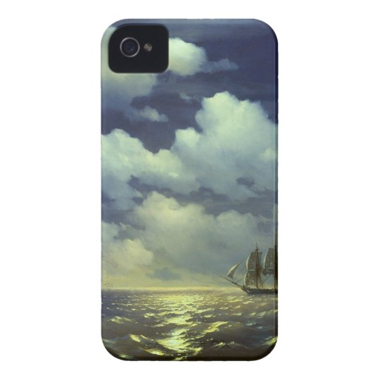 Brig Mercury after the Victory over Turkish Ships. Case-Mate iPhone 4 Case