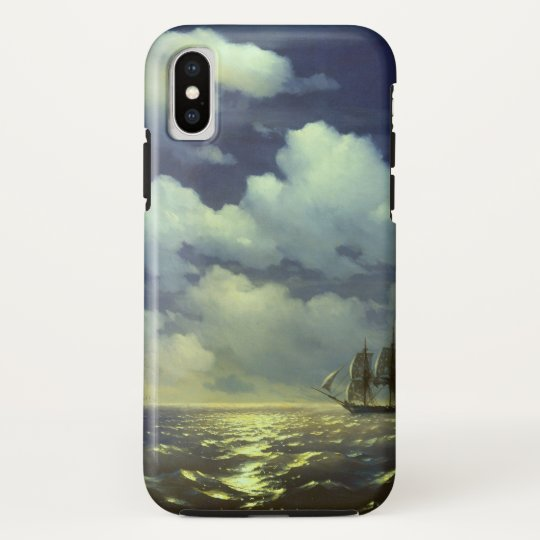 Brig Mercury after the Victory over Turkish Ships. HTC Vivid Cover