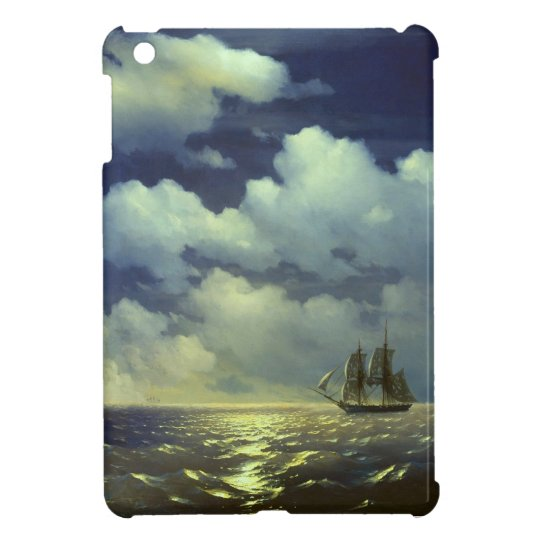 Brig Mercury after the Victory over Turkish Ships. iPad Mini Cover