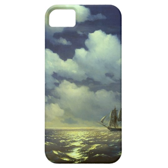 Brig Mercury after the Victory over Turkish Ships. iPhone 5 Case