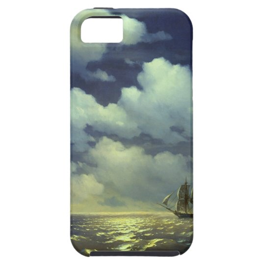 Brig Mercury after the Victory over Turkish Ships. iPhone 5 Cover