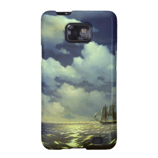 Brig Mercury after the Victory over Turkish Ships. Samsung Galaxy SII Cover
