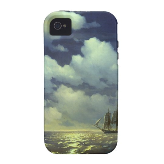 Brig Mercury after the Victory over Turkish Ships. Vibe iPhone 4 Cover