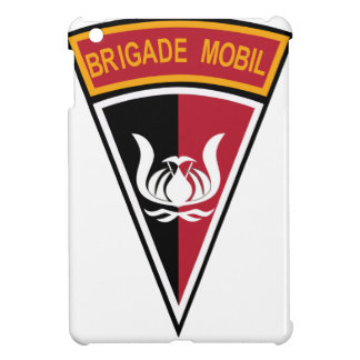 Brigade Mobil Indonesia Military Patch Cover For The iPad Mini