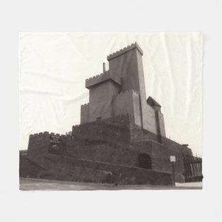 Brigantine Castle Blanket