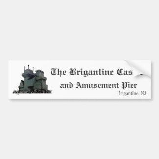 Brigantine Castle Bumper Sticker