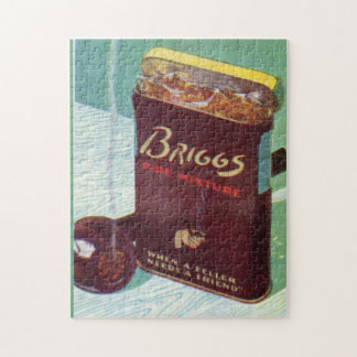 Briggs pipe mixture pipe tobacco jigsaw puzzle