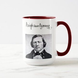 Brigham Young Mug