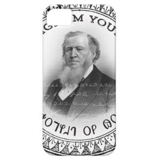Brigham Young Prophet of God Collector Edition! iPhone 5 Cover