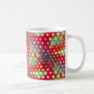 Bright Abstract Dots Mug