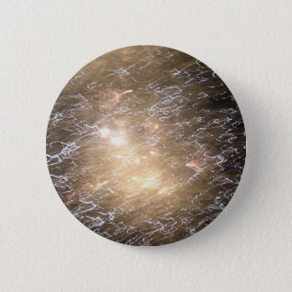 Bright Abstract Firework Button