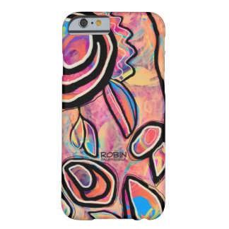 Bright Abstract Floral iphone case