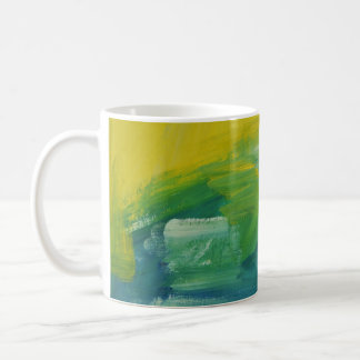 Bright accent. Cup
