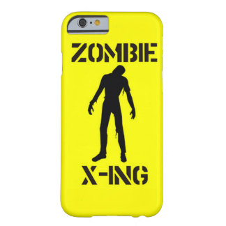 Bright and alarming zombie case! barely there iPhone 6 case
