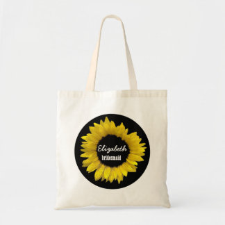 Bright and Cheerful Yellow Sunflower Wedding A09C