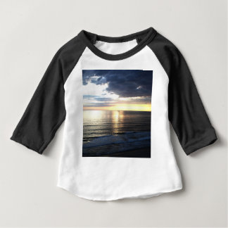 Bright and Colorful Sunset Baby T-Shirt
