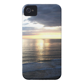 Bright and Colorful Sunset iPhone 4 Case-Mate Case