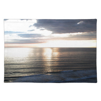 Bright and Colorful Sunset Place Mat