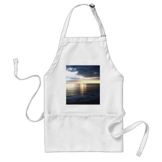 Bright and Colorful Sunset Standard Apron
