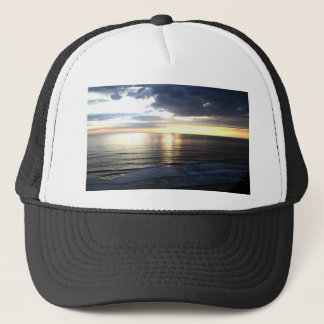 Bright and Colorful Sunset Trucker Hat